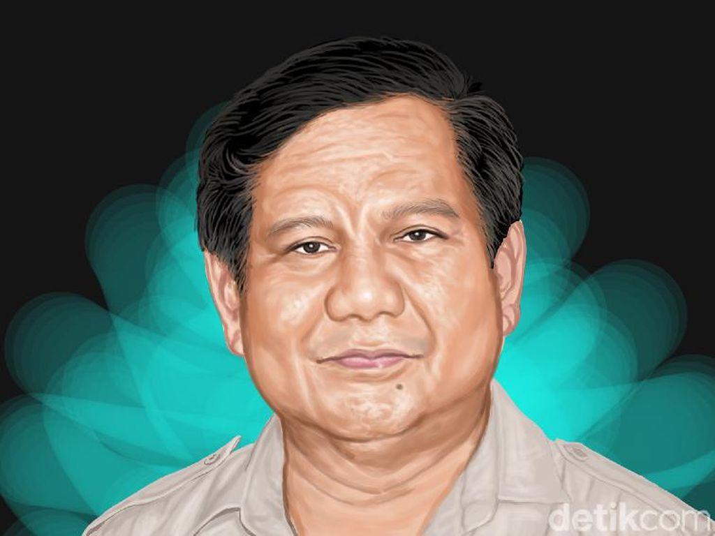 Prabowo Sebut 2 Juta Ha Hutan Dapat Dipakai untuk Tanaman Pangan