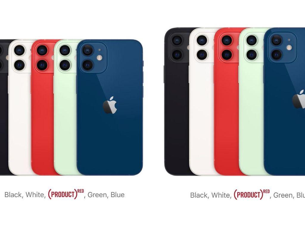 iPhone 12, Mini dan Pro 2020: Ini Spesifikasi, Harga dan Desainnya