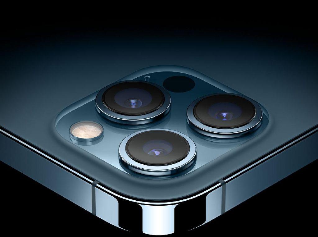 Kamera iPhone 12 Pro Max Punya Banyak Kemampuan Baru