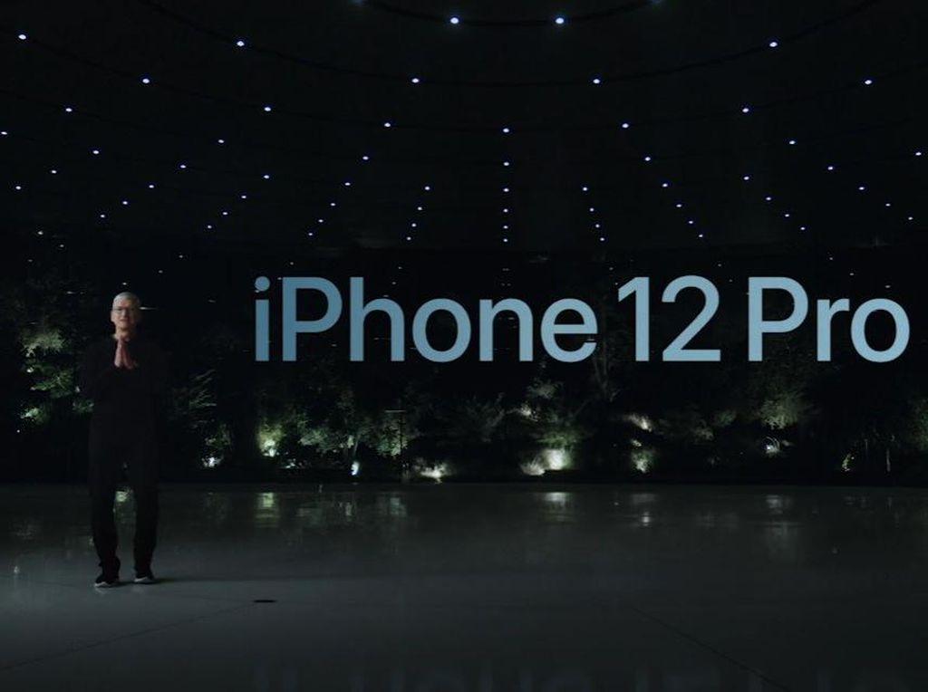 iPhone 12 Pro dan iPhone 12 Pro Max Diumumkan, Spesifikasinya?