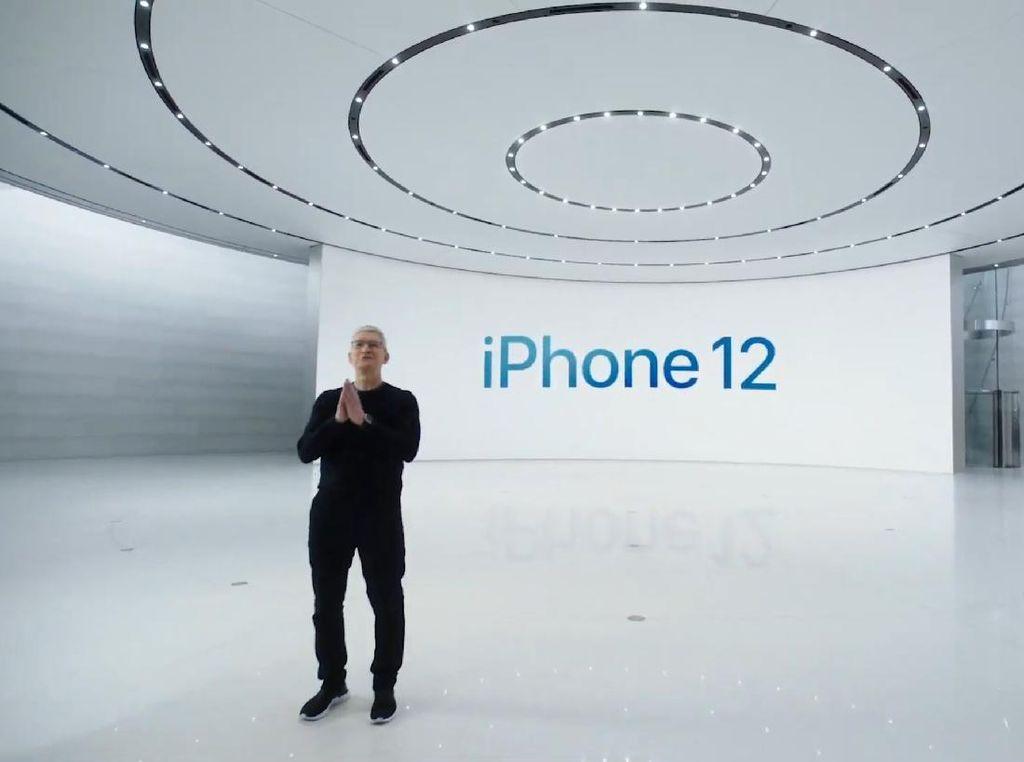 iPhone 12 dan iPhone 12 Mini Resmi Dirilis, Mendukung Koneksi 5G