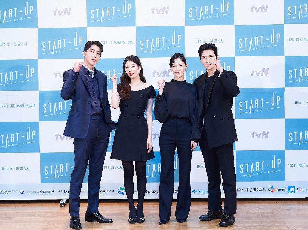 Daftar Pemain Start Up Lengkap, Drama Korea yang Dibintangi Bae Suzy
