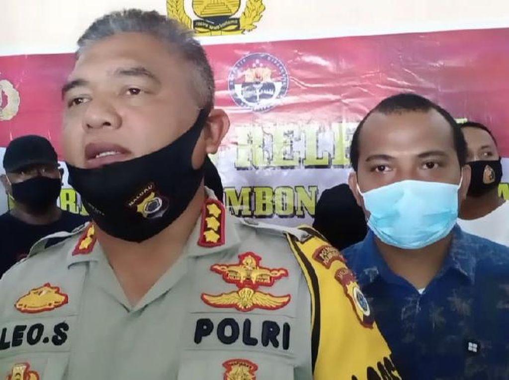 Polisi Tetapkan 2 Mahasiswa Jadi Tersangka Demo Berujung Ricuh di Ambon