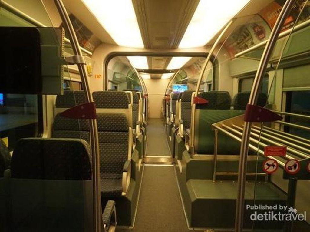 Ini Rupa Kereta Bandara di Kuala Lumpur, Pernah Coba?