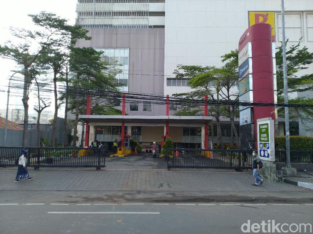 Begini Kondisi Thamrin City yang Sempat Didatangi Massa Rusuh