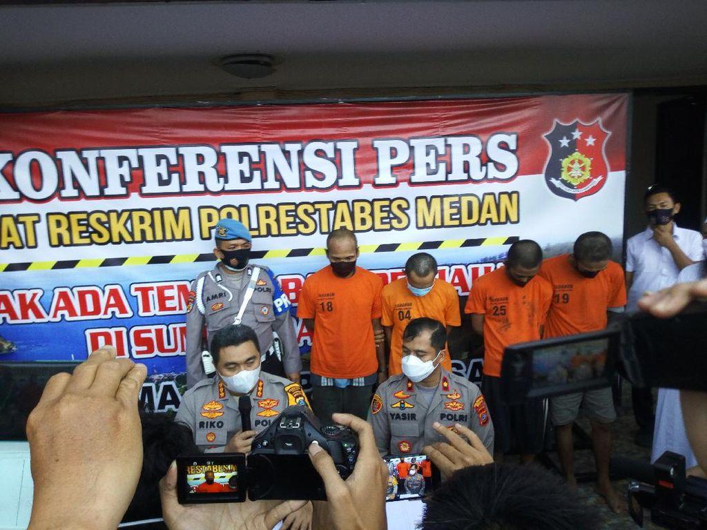 Tahanan Polsek Sunggal Tewas, Kapolrestabes Medan: Tak Ada Penganiayaan