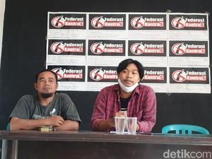 KontraS Surabaya Temukan 7 Bentuk Tindak Kekerasan Penanganan Demo Omnibus Law