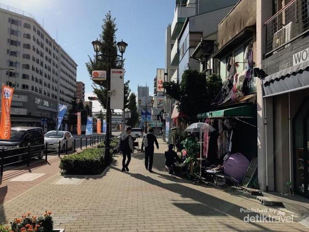 Ada Rumah Melayu di Sudut Kota Osaka?