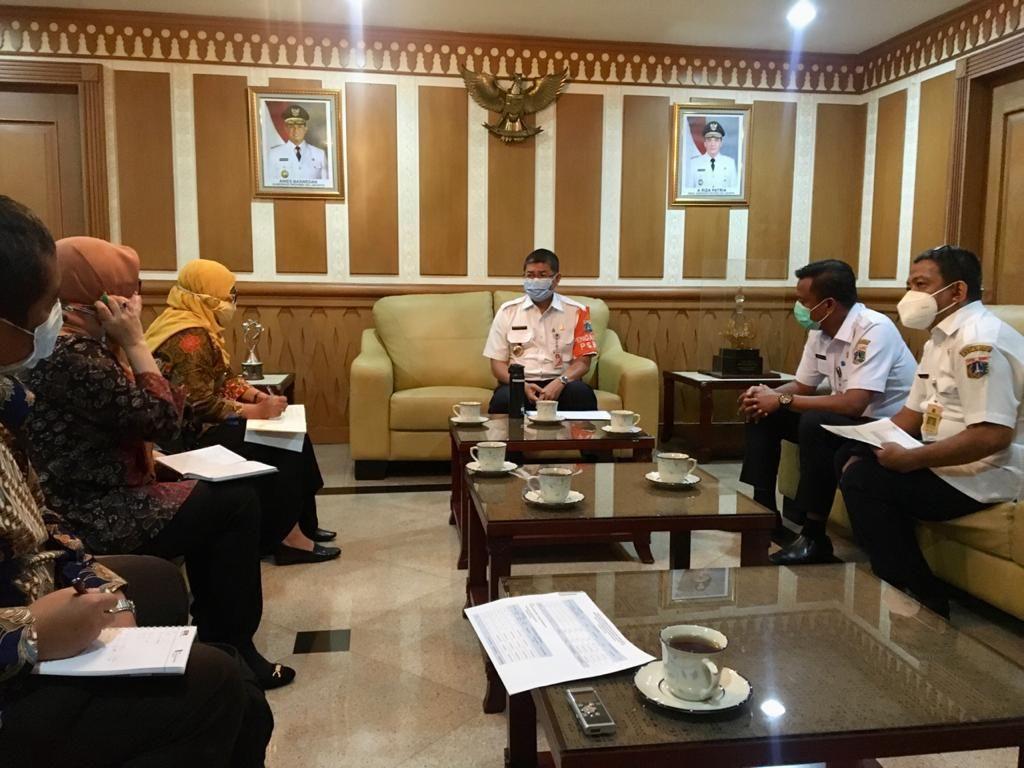 KPK Minta Walkot Jaksel Panggil 452 Pengembang yang Belum Serahkan PSU