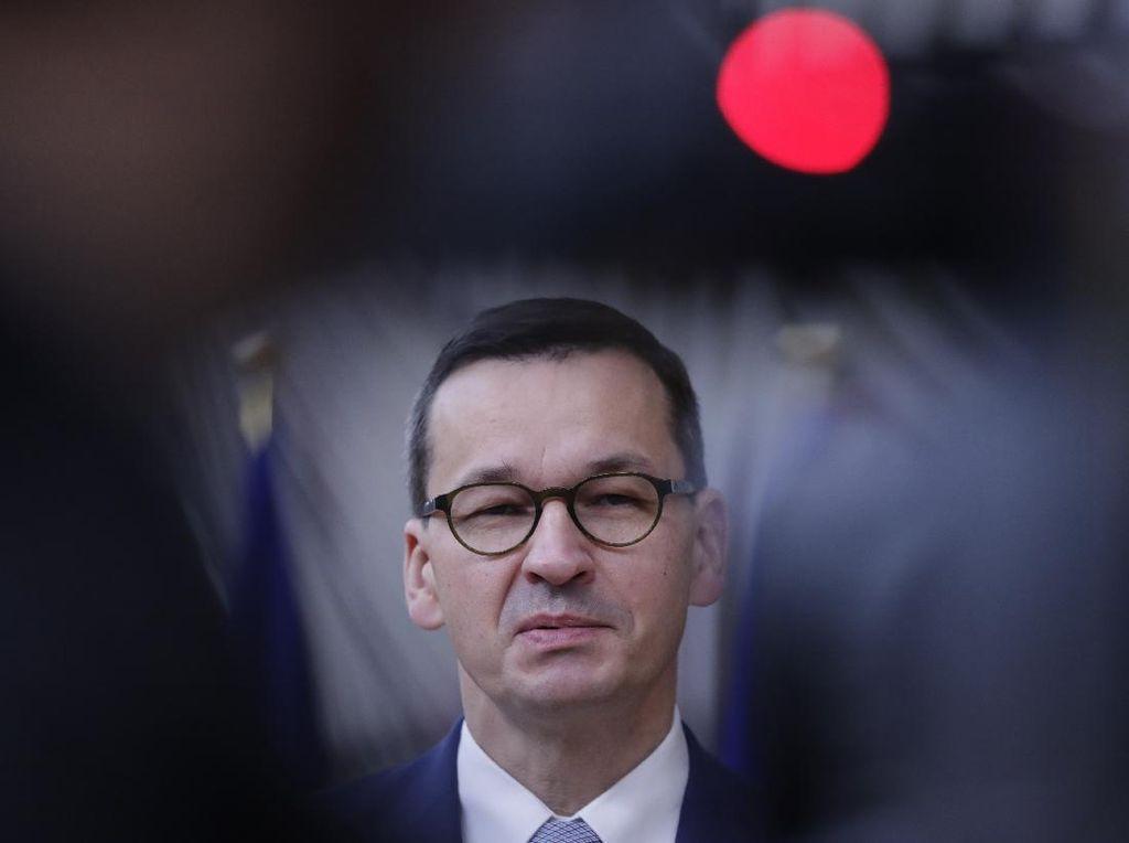 PM Polandia Rekomendasi Status Zona Merah Ditetapkan ke Seluruh Wilayahnya