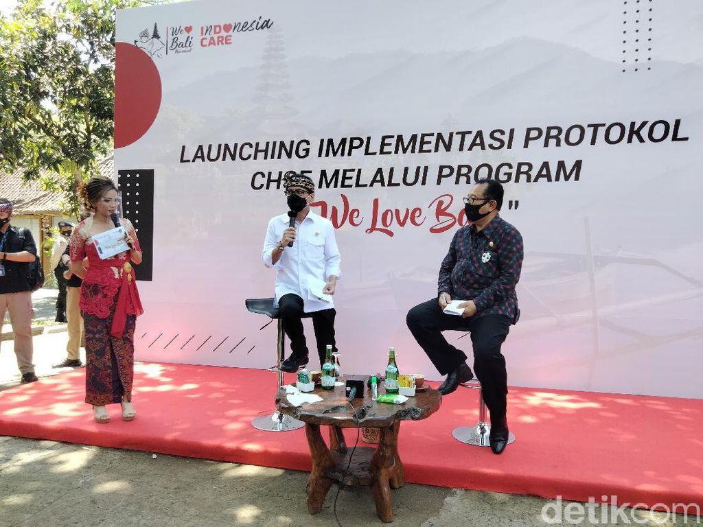 KemenparekrafLuncurkan Program We Love Bali, Apa Tujuannya?