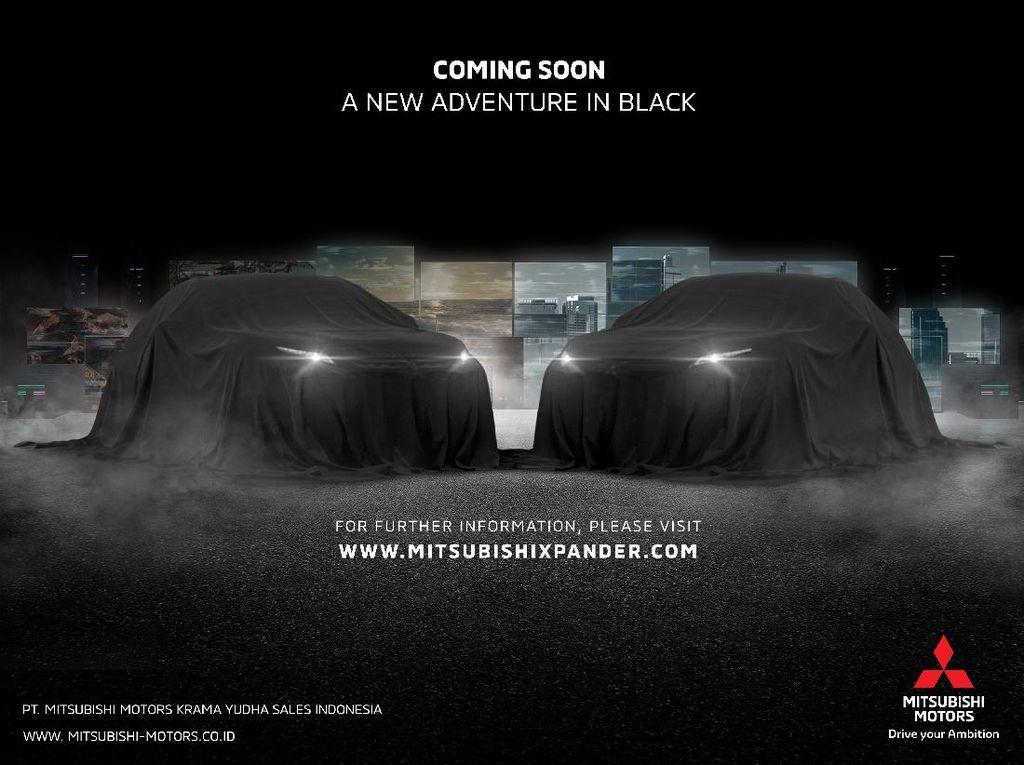 Mitsubishi Siapkan Xpander Baru Serba Hitam?