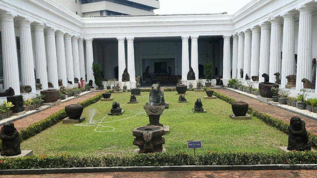 Museum Nasional Indonesia Dibuka