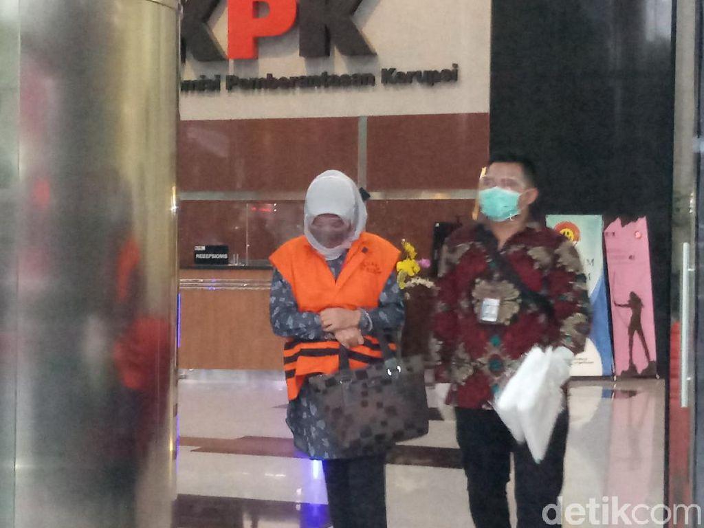 KPK Kembali Tahan 1 Eks Anggota DPRD Sumut Tersangka Suap Gatot Pujo