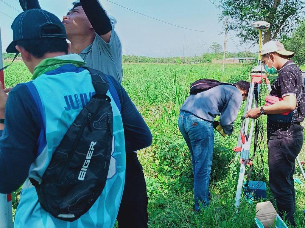 Pengukuran Lahan Tol Jogja-Solo Capai 3 Kecamatan di Klaten