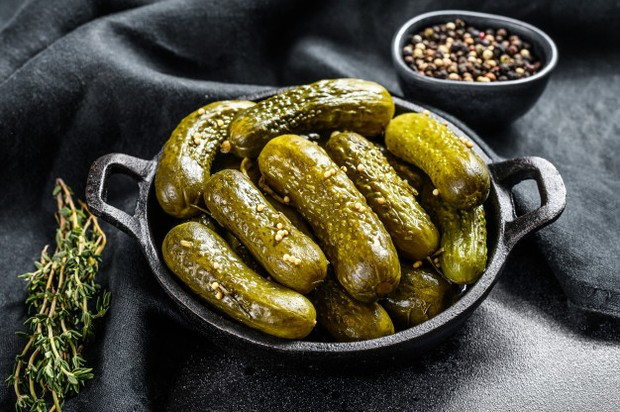 pickle mentimun disebut sebagai salah satu makanan penyebab mimpi buruk