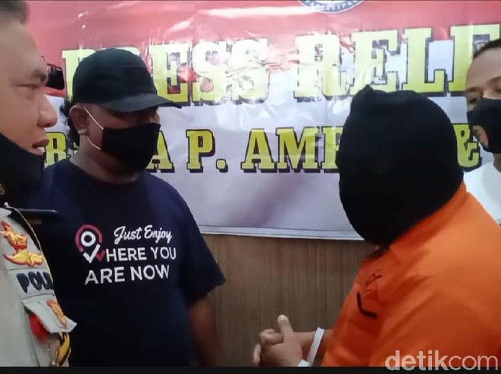 Diduga Siksa Anak Angkat hingga Tewas, Suami-Istri di Ambon Diamankan