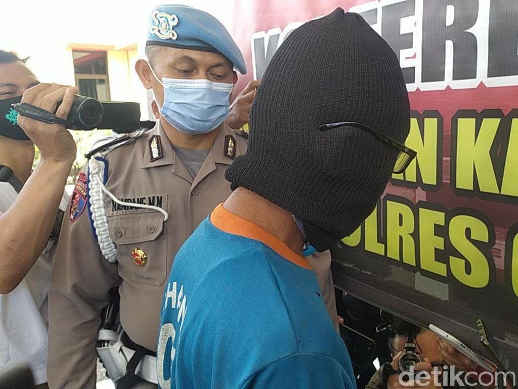 Rakit Bom Pipa untuk Proyek PLTA, Pria Cianjur Ditangkap Polisi