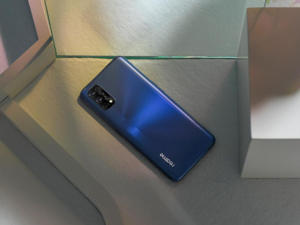 Harga Realme 7 Pro dan Realme C17 yang Resmi Meluncur di Indonesia