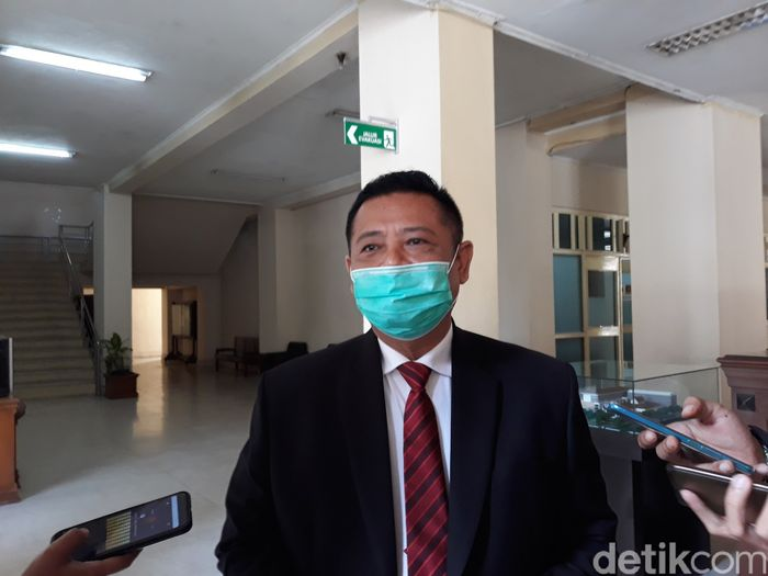 Sekretaris Daerah Istimewa Yogyakarta (Sekda DIY), Kadarmanta Baskara Aji