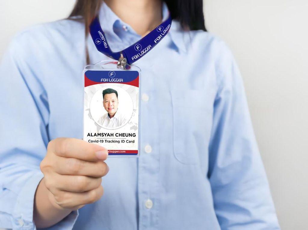 Canggih! Bisa Pantau Pasien COVID-19 Secara Real Time Pakai ID Card