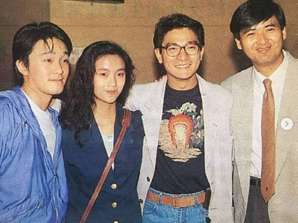 Stephen Chow dan Aktor Legenda Hong Kong Angkatannya