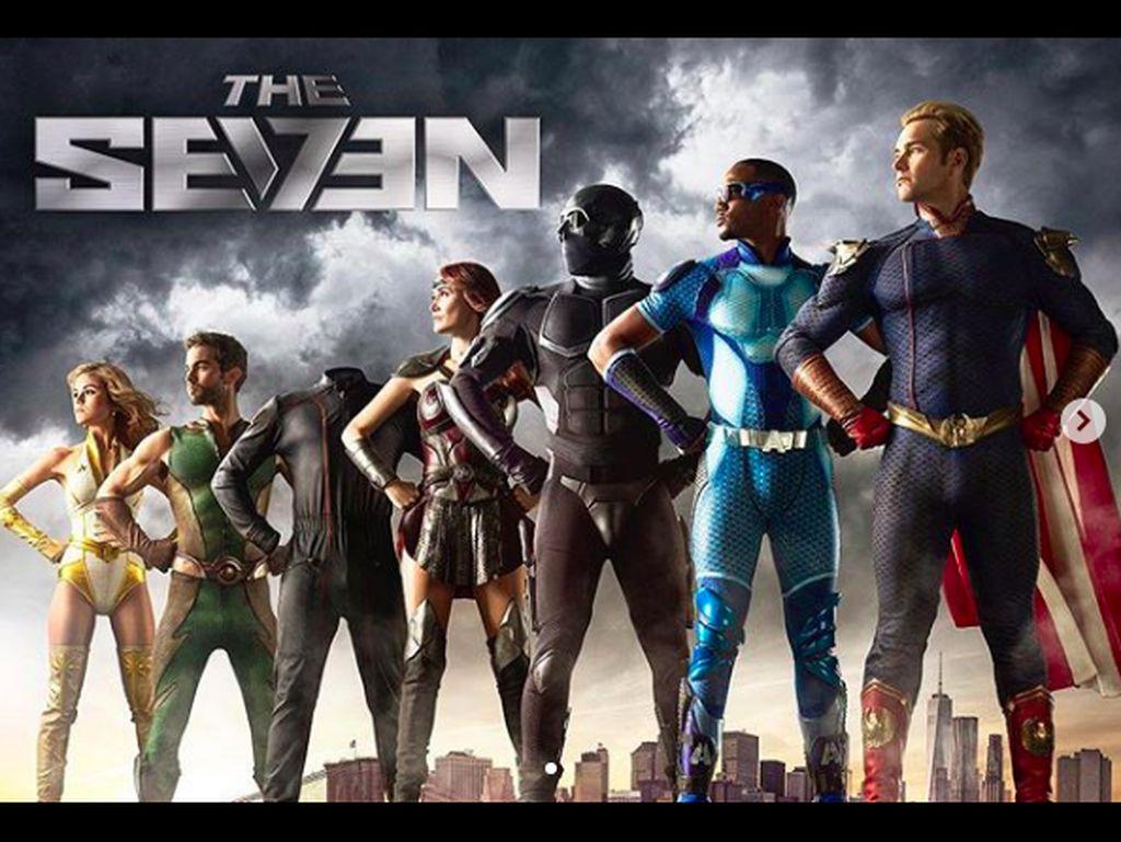 The Boys: Serial Superhero Terbaik Saat Ini