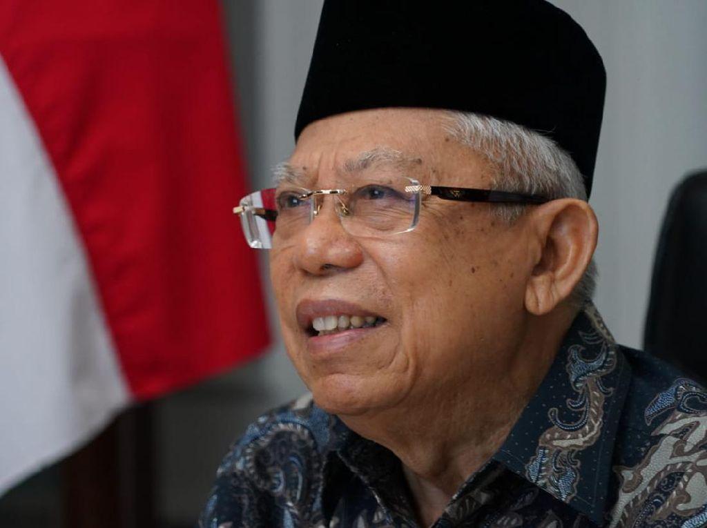 Maruf: Masih Ada Konflik karena Perbedaan Politik, Perlu Saling Menghormati