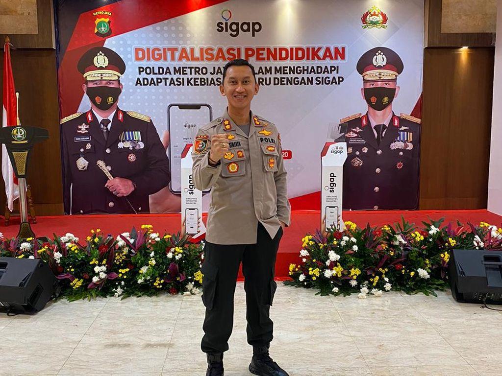 Profil AKBP Andi Sinjaya Ghalib Kapolres Enrekang yang Baru