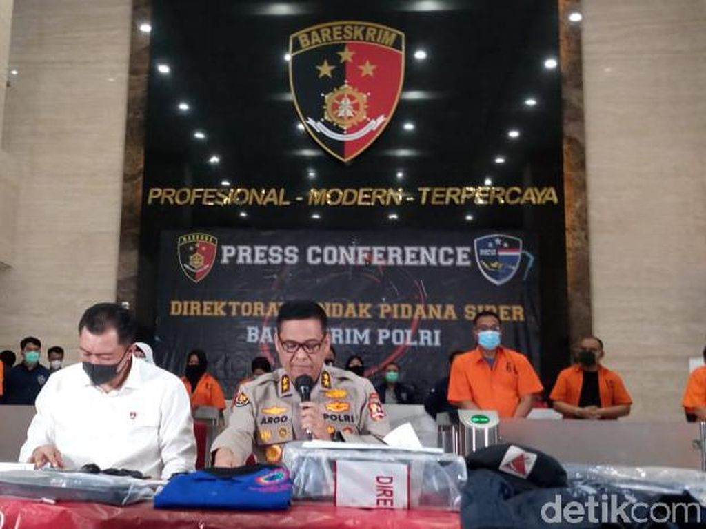 Polisi Ungkap Kaitan Demo Anarkis Medan dengan Aktivitas Medsos KAMI