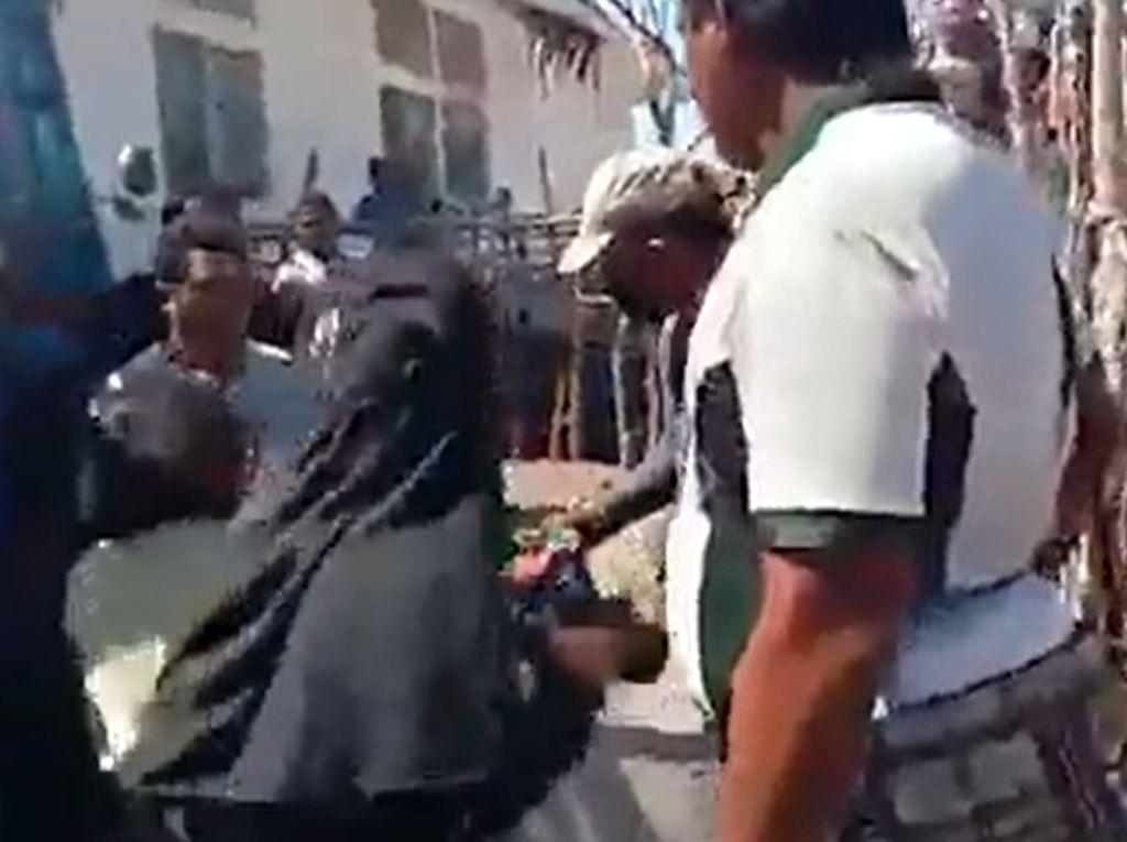 Satpol PP Banting Warga dalam Sengketa Lahan, Komnas HAM Surati Gubernur NTT