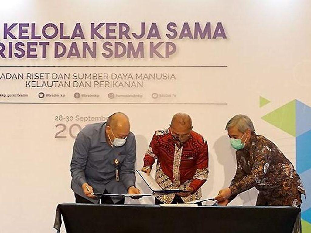 BNSP & KKP Sepakat Tingkatkan SDM Unggul