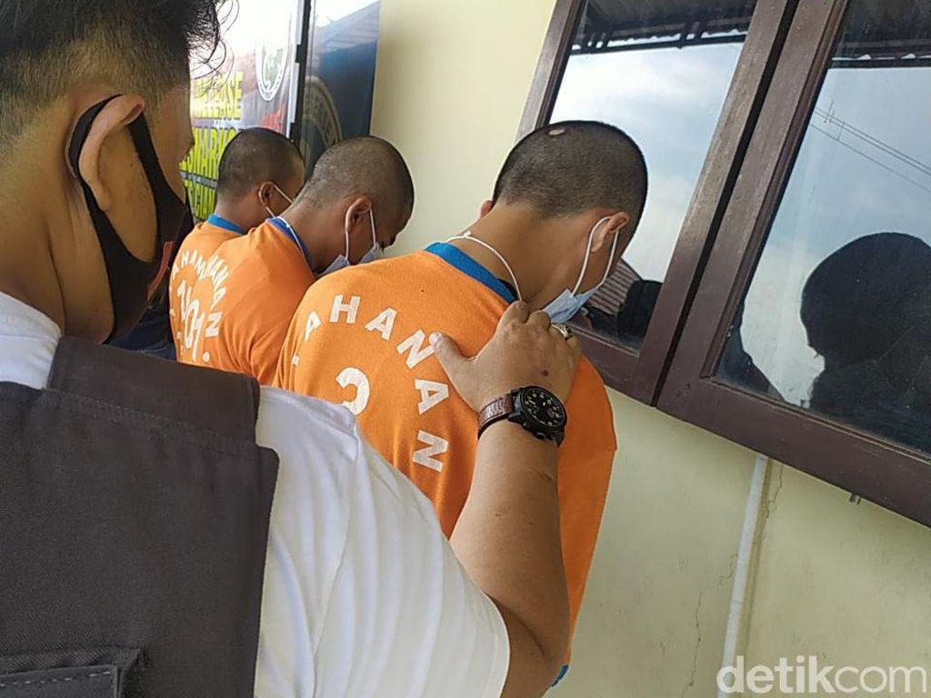 3 Buruh Ini Jual-Pakai Narkoba Saat Demo Omnibus Law di Cianjur