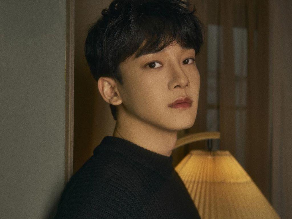 Chen EXO Pamit Wajib Militer