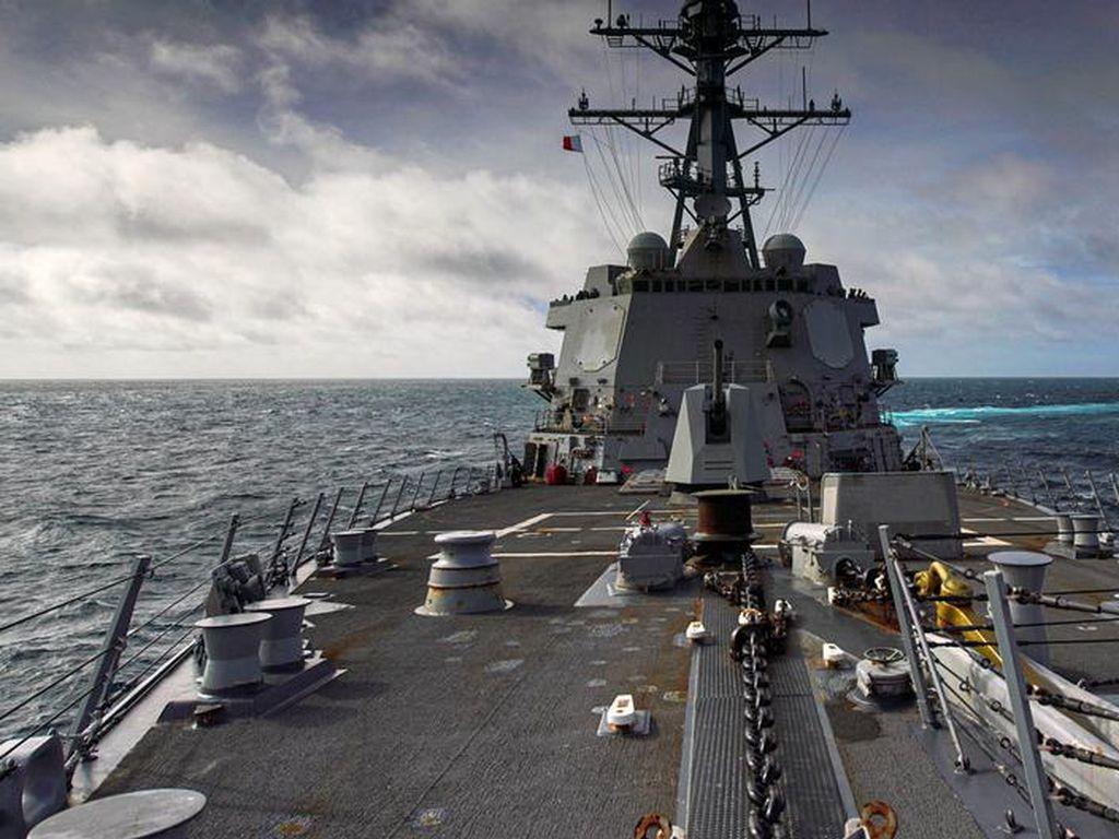 China Sebut AS Merusak Stabilitas Selat Taiwan