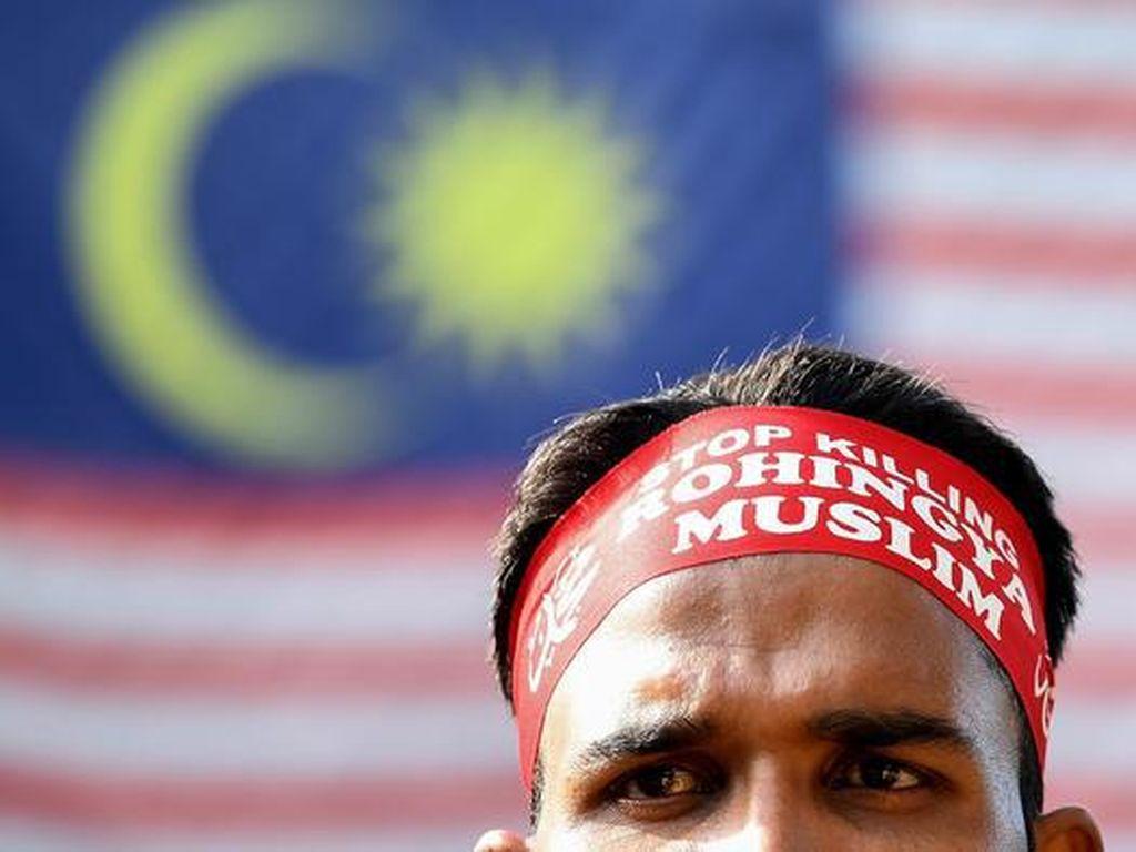 Ujaran Kebencian Anti-Rohingya Masih Beredar di Facebook Malaysia