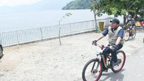 Gubernur HD Sebut Ribuan Pesepeda Siap Ramaikan Sriwijaya Grand Fondo