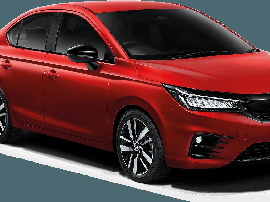 Honda City Hybrid Meluncur di Malaysia