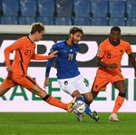 Catenaccio Ala Belanda Berhasil Redam Italia