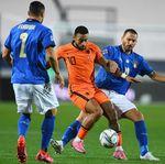 Italia Vs Belanda Berakhir Imbang 1-1