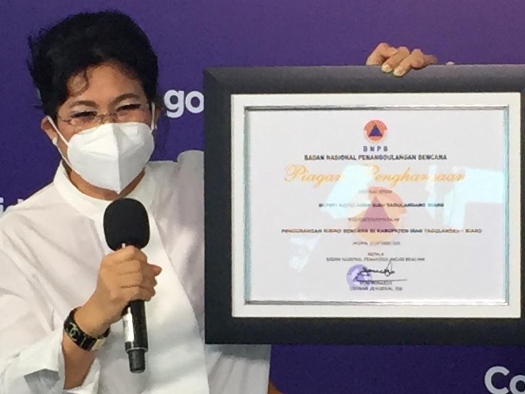 Cerita di Balik Suksesnya Kabupaten Sitaro Raih Zero COVID-19