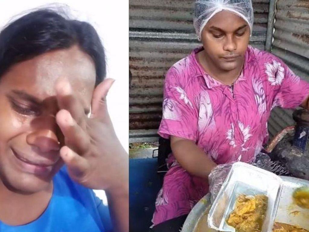 Karena Transgender, Penjual Nasi Biryani Ini Dibully Habis-habisan