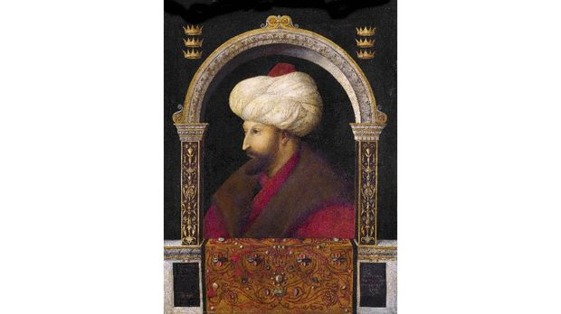 Mehmed II / Mehmed the Conqueror / Muhammad al-Fatih