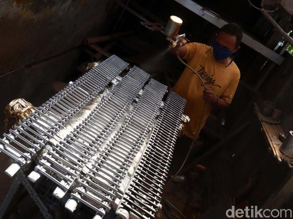 Melihat Rumah Pekerja Terdampak COVID-19 di Bandung