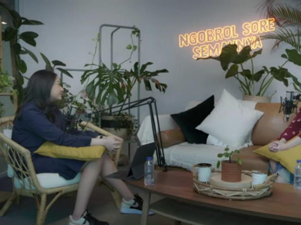NSS: Putri Tanjung dan Zara Adhisty Bicara Akting Hingga Bully