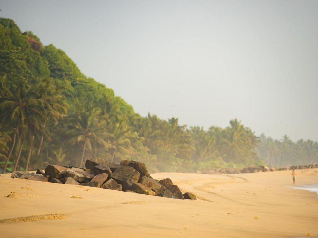 Acha-acha! India Menang Pantai Terbersih dan Teraman Dunia