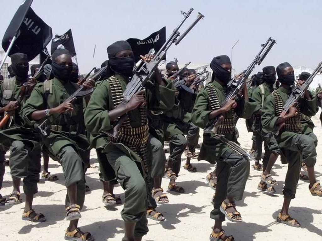 PBB: Teroris Al-Shabab Himpun Dana Perang dari Bisnis dan Pajak