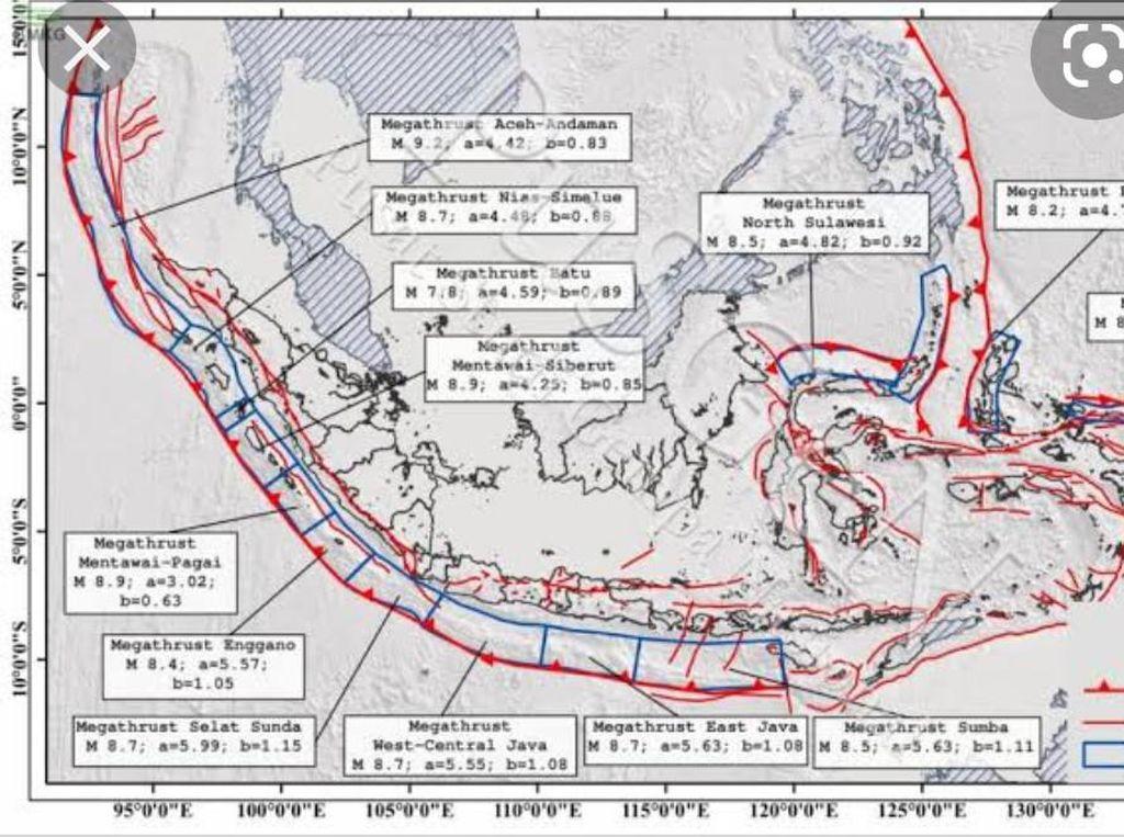 Ramai Dibahas Potensi Gempa M 8,7 di Bali, BMKG Minta Masyarakat Tak Panik