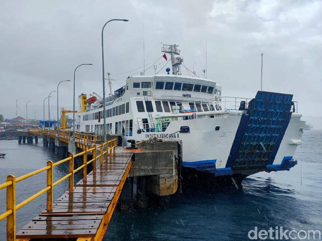 Penyeberangan Ketapang-Lembar Lombok Barat Segera Dibuka
