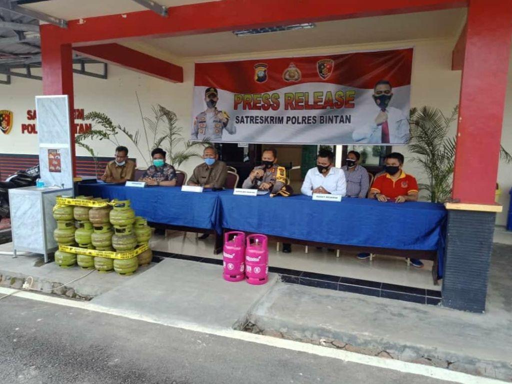 Pertamina Pecat Pangkalan LPG yang Terbukti Nakal di Bintan